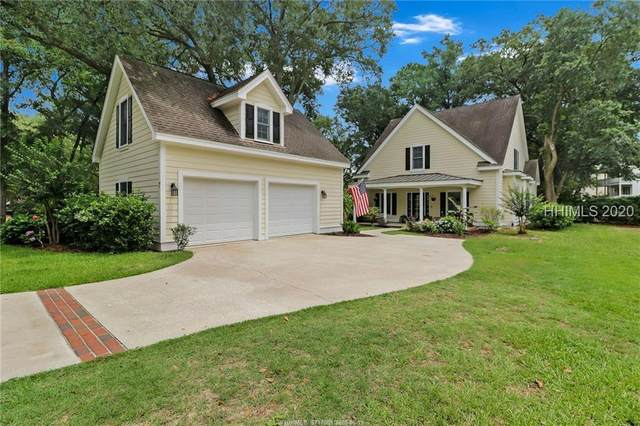 7 Mossy Oaks Lane, Hilton Head Island, SC 29926 (MLS #402903) :: The Sheri Nixon Team