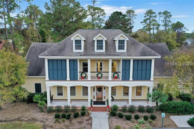 1160 Fording Island Road, Bluffton, SC 29910 (MLS #402988) :: The Bradford Group