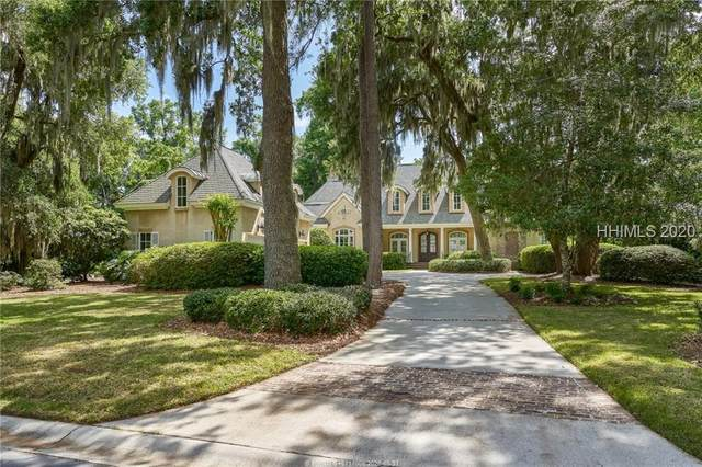 116 Inverness Drive, Bluffton, SC 29910 (MLS #403017) :: Coastal Realty Group
