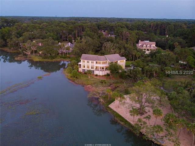 44 Seabrook Landing Drive, Hilton Head Island, SC 29926 (MLS #404342) :: Hilton Head Dot Real Estate