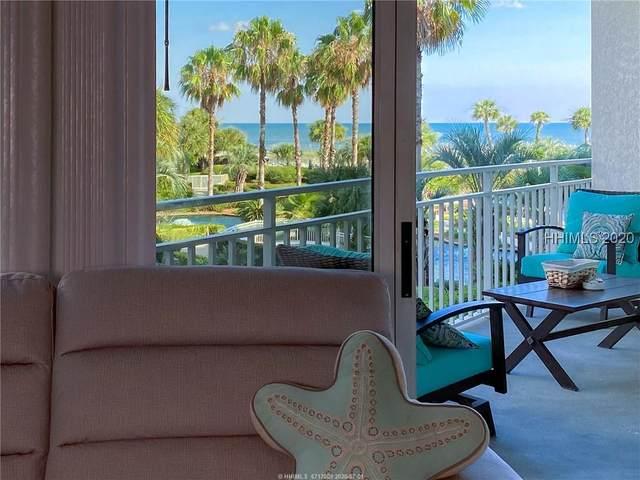 10 N Forest Beach Drive #1201, Hilton Head Island, SC 29928 (MLS #404589) :: Collins Group Realty