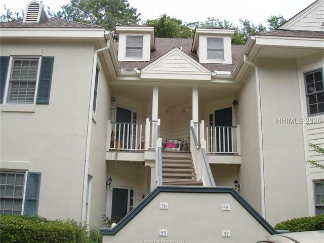 58 Spindle Lane #58, Hilton Head Island, SC 29926 (MLS #404607) :: Collins Group Realty