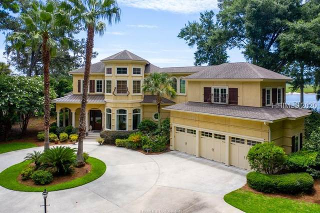 53 Brams Point Road, Hilton Head Island, SC 29926 (MLS #404713) :: Collins Group Realty