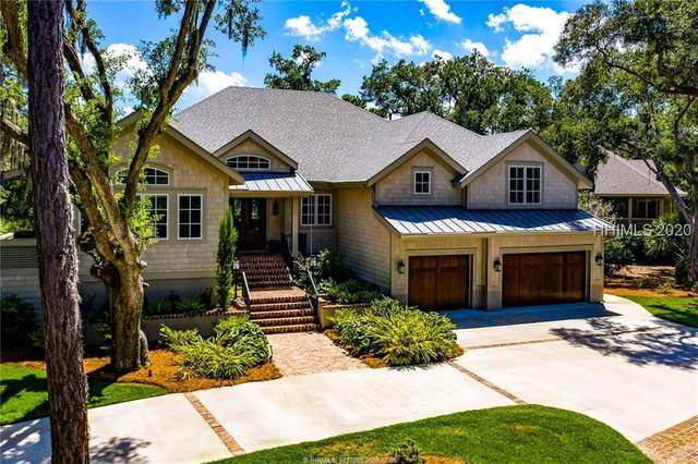42 Hearthwood Drive, Hilton Head Island, SC 29928 (MLS #404883) :: Schembra Real Estate Group