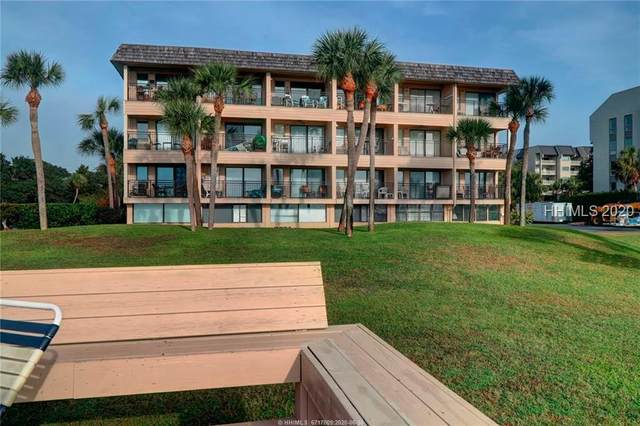 23 S Forest Beach #317, Hilton Head Island, SC 29928 (MLS #404885) :: Collins Group Realty