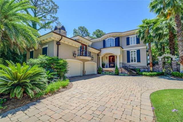 23 Belted Kingfisher, Hilton Head Island, SC 29928 (MLS #404947) :: Coastal Realty Group