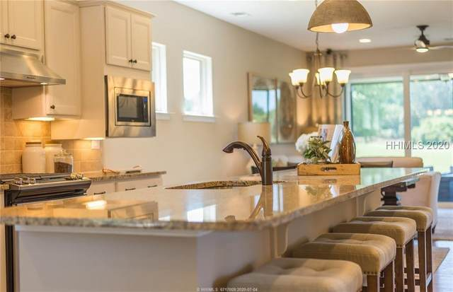 127 Kings Creek Drive, Bluffton, SC 29909 (MLS #405112) :: The Coastal Living Team