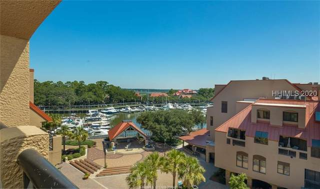9 Harbourside Lane 7336 C, Hilton Head Island, SC 29928 (MLS #405138) :: Southern Lifestyle Properties