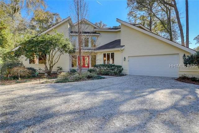 1 Saw Timber Drive, Hilton Head Island, SC 29926 (MLS #405261) :: Southern Lifestyle Properties