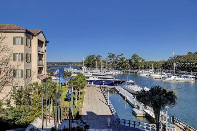 9 Harbourside Lane 7322C, Hilton Head Island, SC 29928 (MLS #405269) :: Judy Flanagan