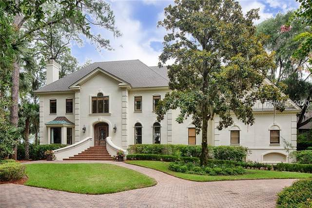 1 Oak Point Landing Road, Hilton Head Island, SC 29928 (MLS #405363) :: Southern Lifestyle Properties