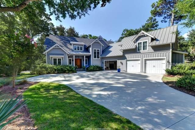 4 Heyward Place, Hilton Head Island, SC 29928 (MLS #405480) :: Southern Lifestyle Properties