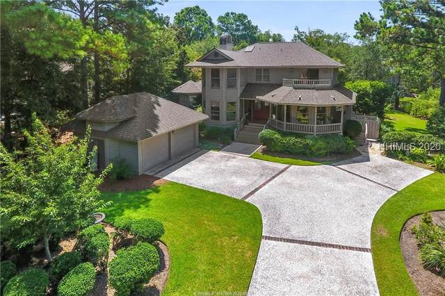 21 Oyster Landing Road, Hilton Head Island, SC 29928 (MLS #405730) :: Hilton Head Dot Real Estate