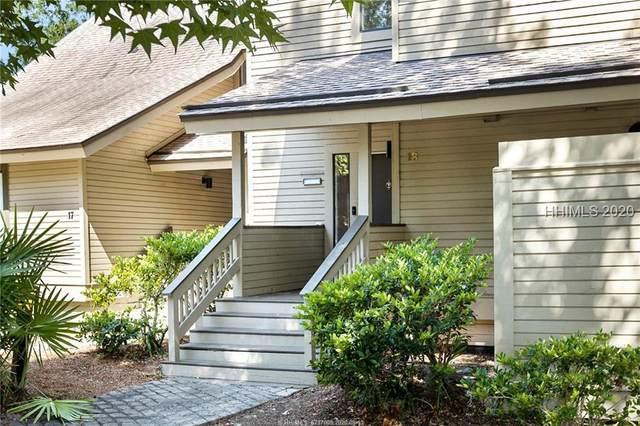 15 Carnoustie Road #18, Hilton Head Island, SC 29928 (MLS #405987) :: Southern Lifestyle Properties