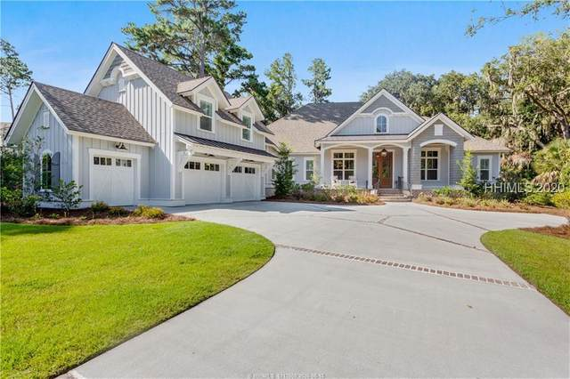 2 Baltusrol Circle, Bluffton, SC 29910 (MLS #406383) :: Southern Lifestyle Properties