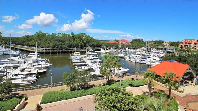 9 Harbourside Lane 7324C, Hilton Head Island, SC 29928 (MLS #406532) :: Southern Lifestyle Properties
