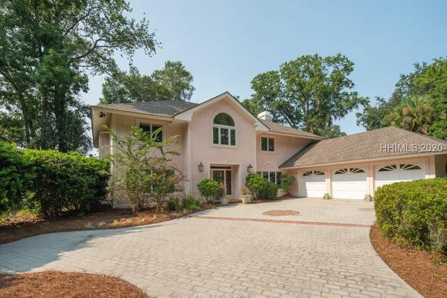 25 Old Fort Drive, Hilton Head Island, SC 29926 (MLS #406700) :: Collins Group Realty