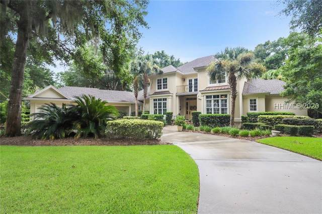 3 Balmoral Place, Hilton Head Island, SC 29926 (MLS #407871) :: The Alliance Group Realty