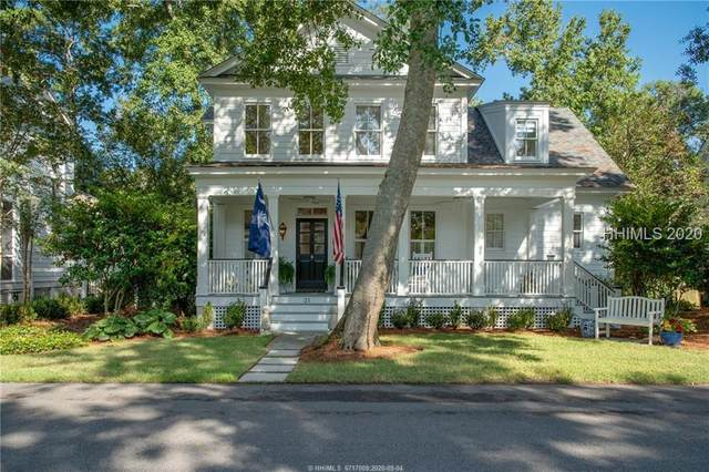 21 Grace Park, Beaufort, SC 29906 (MLS #407889) :: Hilton Head Dot Real Estate