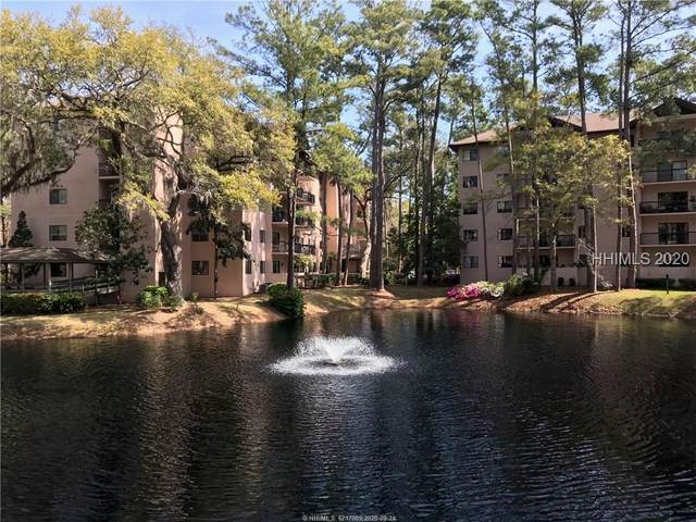 300 Woodhaven Drive #3503, Hilton Head Island, SC 29928 (MLS #407914) :: The Bradford Group