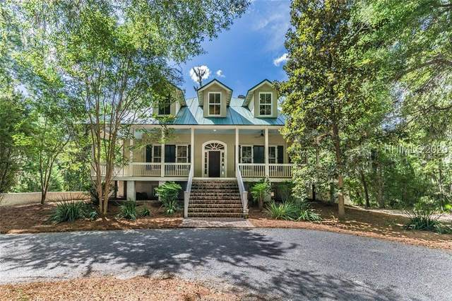 104 Barnaby Bluff, Seabrook, SC 29940 (MLS #408084) :: Schembra Real Estate Group