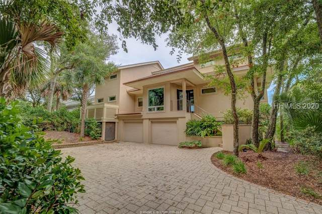 7 Highrigger, Hilton Head Island, SC 29928 (MLS #408085) :: Schembra Real Estate Group