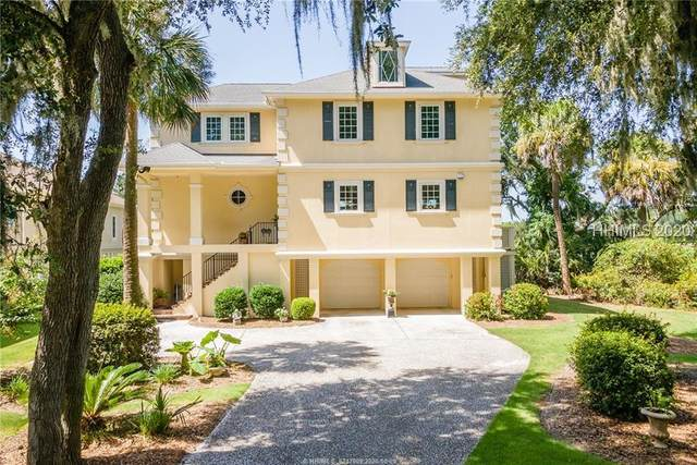 35 Silver Oak Drive, Hilton Head Island, SC 29926 (MLS #408087) :: Collins Group Realty