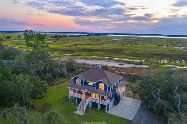 437 Broadview Drive, Ridgeland, SC 29936 (MLS #408285) :: Coastal Realty Group