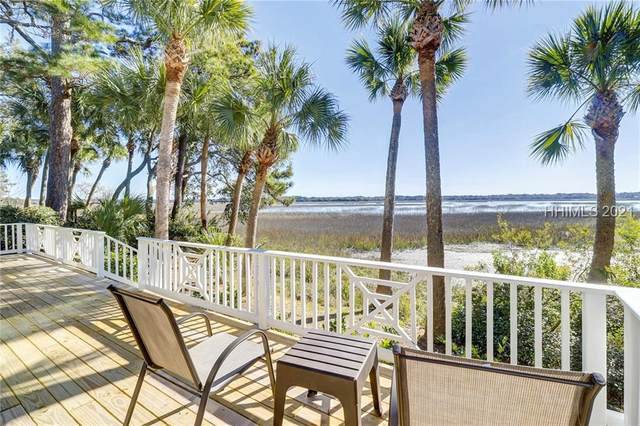 14 Indian Hill Lane, Hilton Head Island, SC 29926 (MLS #408488) :: Beth Drake REALTOR®