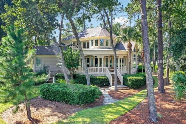 24 Trimblestone Lane, Hilton Head Island, SC 29928 (MLS #408645) :: Hilton Head Dot Real Estate