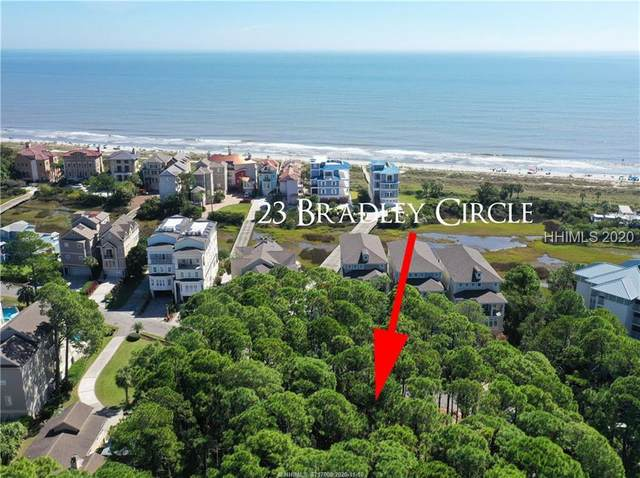 23 Bradley Circle, Hilton Head Island, SC 29928 (MLS #408684) :: The Alliance Group Realty