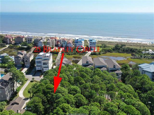 25 Bradley Circle, Hilton Head Island, SC 29928 (MLS #408685) :: The Alliance Group Realty