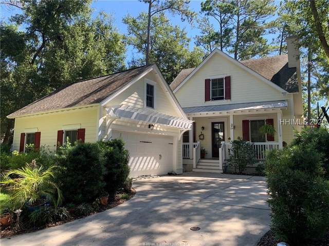 19 Crosswinds Drive, Hilton Head Island, SC 29926 (MLS #408743) :: The Sheri Nixon Team