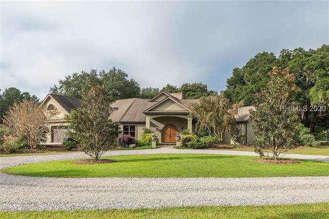 184 Oak Colony Drive, Ridgeland, SC 29936 (MLS #408885) :: Judy Flanagan