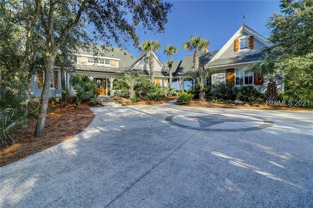 58 Blue Crab Manor, Hilton Head Island, SC 29926 (MLS #409040) :: The Bradford Group