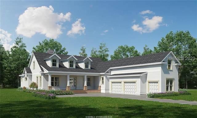 129 Summerton Drive, Bluffton, SC 29910 (MLS #409138) :: Judy Flanagan