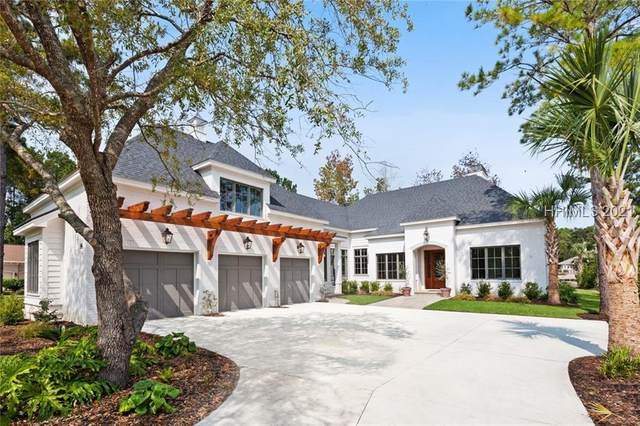 3 Middleburg Court, Bluffton, SC 29910 (MLS #409545) :: Coastal Realty Group