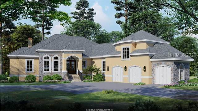55 Inverness Drive, Bluffton, SC 29910 (MLS #409621) :: Hilton Head Dot Real Estate