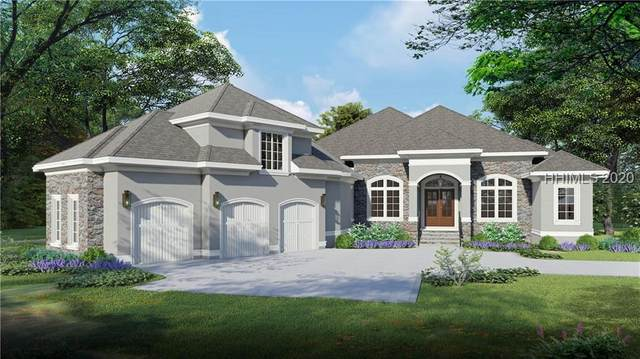 60 Oak Tree Road, Bluffton, SC 29910 (MLS #409812) :: Southern Lifestyle Properties
