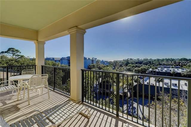 3 N Forest Beach #502, Hilton Head Island, SC 29928 (MLS #409907) :: Schembra Real Estate Group