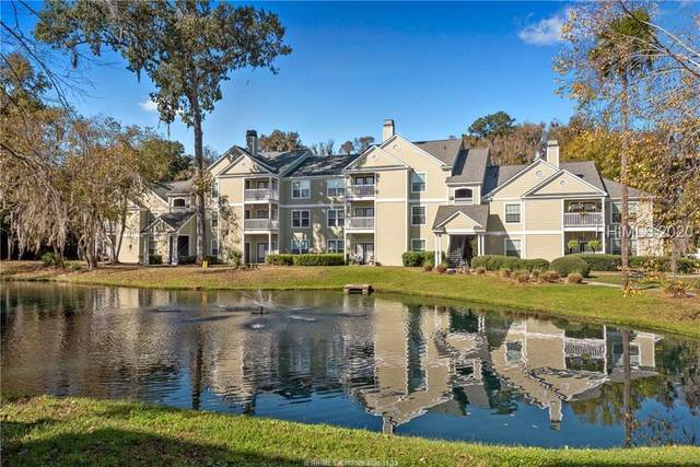 100 Kensington Boulevard #315, Bluffton, SC 29910 (MLS #410122) :: The Alliance Group Realty