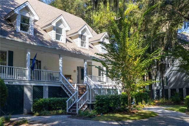 30 Plantation Homes Drive, Daufuskie Island, SC 29915 (MLS #410161) :: Collins Group Realty