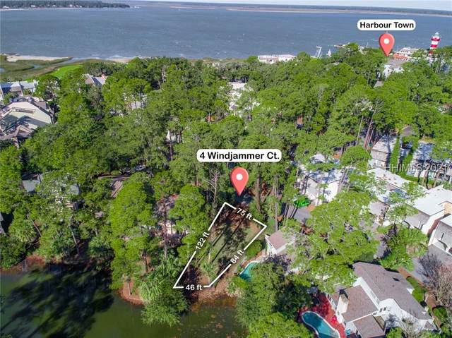 4 Windjammer Court, Hilton Head Island, SC 29928 (MLS #410420) :: Beth Drake REALTOR®