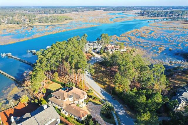 144 Lancaster Boulevard, Okatie, SC 29909 (MLS #410671) :: Hilton Head Dot Real Estate