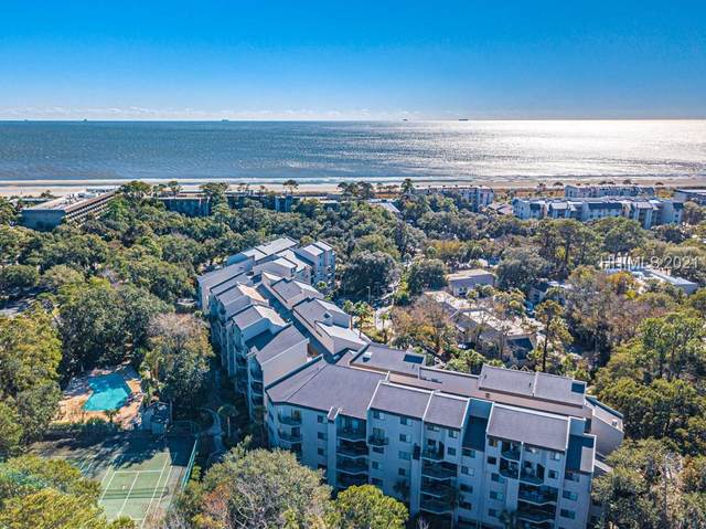 10 S Forest Beach Drive #401, Hilton Head Island, SC 29928 (MLS #410884) :: The Alliance Group Realty