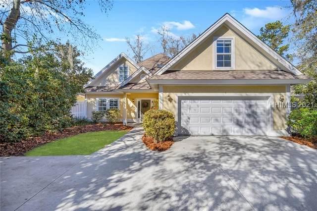 236 Club Gate, Bluffton, SC 29910 (MLS #411115) :: Southern Lifestyle Properties