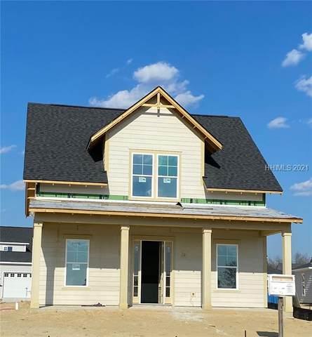 409 Flatwater Drive, Bluffton, SC 29910 (MLS #411159) :: RE/MAX Island Realty