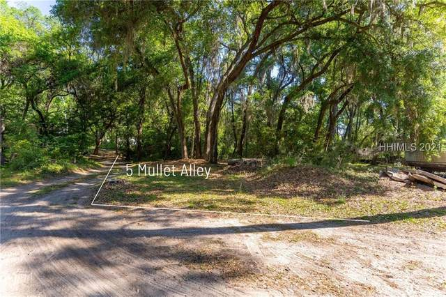 5 Mullet Alley, Beaufort, SC 29907 (MLS #411859) :: Hilton Head Dot Real Estate