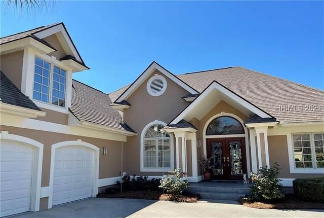 18 Hunting Court, Bluffton, SC 29910 (MLS #412301) :: Hilton Head Dot Real Estate