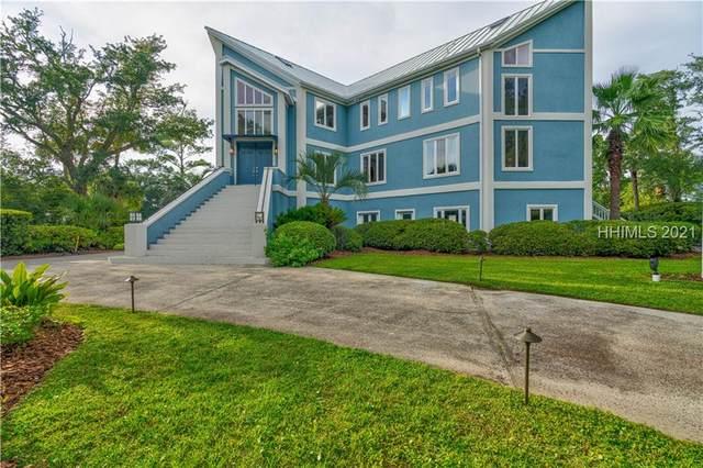 27 Blue Heron Point, Hilton Head Island, SC 29926 (MLS #413125) :: Coastal Realty Group